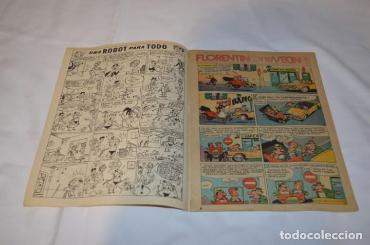 Tebeos: Lote 9 TBO variados - BUIGAS - AÑOS 70 - 1 Almanaque + 3 Extras + 5 Normales - MADE IN SPAIN ¡Mira! - Foto 12 - 261666695