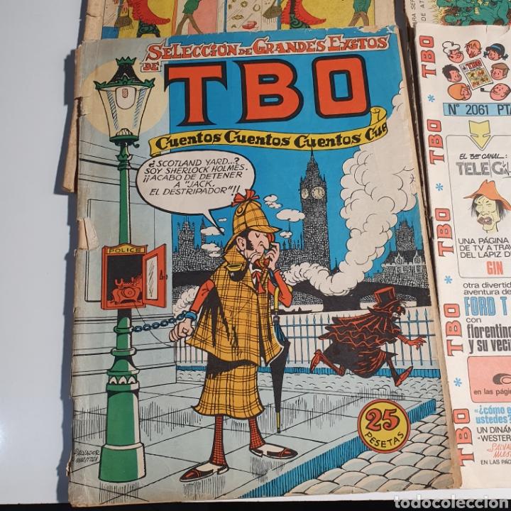 Tebeos: 6 TBO, Los Fotografiados. - Foto 6 - 262820645