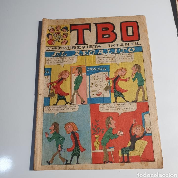 Tebeos: 6 TBO, Los Fotografiados. - Foto 10 - 262820645