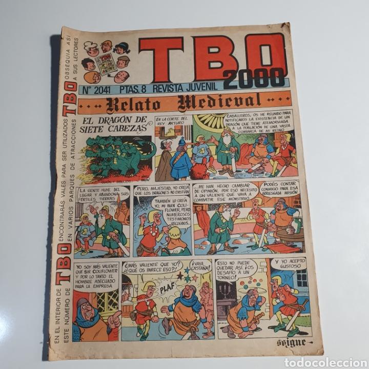 Tebeos: 6 TBO, Los Fotografiados. - Foto 12 - 262820645