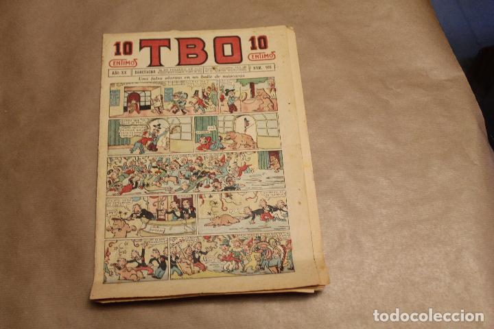 TBO Nº 976 , 10 CENTIMOS (Tebeos y Comics - Buigas - TBO)