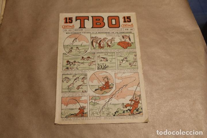 TBO Nº 1068 , 15 CENTIMOS (Tebeos y Comics - Buigas - TBO)