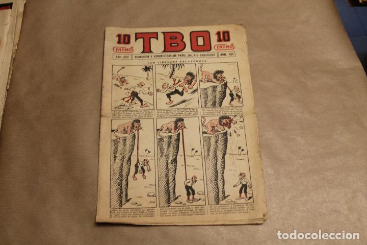 TBO Nº 820 , 10 CENTIMOS (Tebeos y Comics - Buigas - TBO)