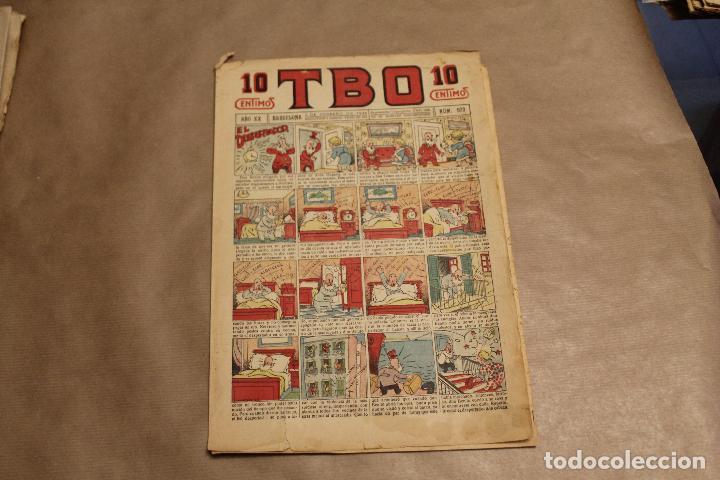 TBO Nº 973 , 10 CENTIMOS (Tebeos y Comics - Buigas - TBO)
