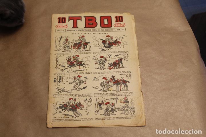 TBO Nº 912 , 10 CENTIMOS (Tebeos y Comics - Buigas - TBO)