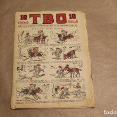 Tebeos: TBO Nº 912 , 10 CENTIMOS. Lote 263013735