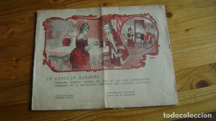 Tebeos: COLECCION GRAFICA TBO TEBEO AÑOS 30 LA CONDESA DUBARRY VER FOTOS Y DESCRIPCION CJ1 - Foto 3 - 263164230