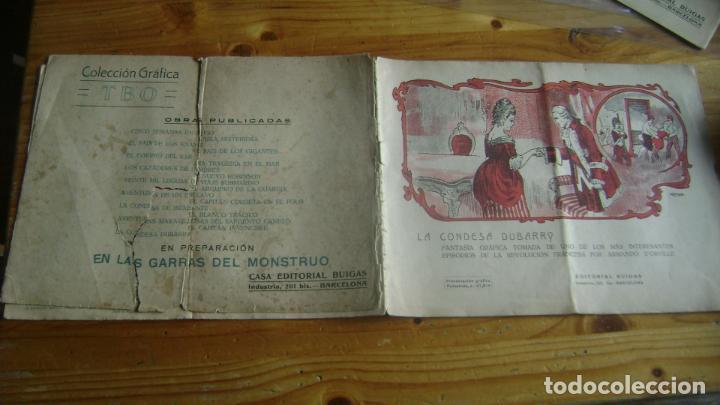 Tebeos: COLECCION GRAFICA TBO TEBEO AÑOS 30 LA CONDESA DUBARRY VER FOTOS Y DESCRIPCION CJ1 - Foto 4 - 263164230