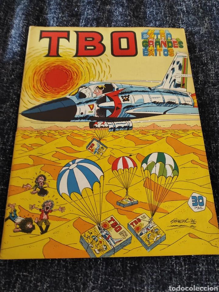 TBO EXTRA GRANDES EXITOS - EDITA : BUIGAS (Tebeos y Comics - Buigas - TBO)