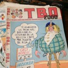 Tebeos: COMIÇ - TBO 2000 - Nº - 2313 - AÑO LXIII. Lote 263940010