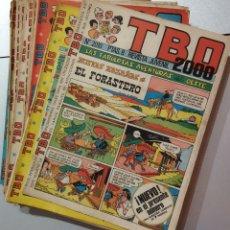 Tebeos: LOTE DE 29 TBOS 2000 .AÑOS 70. Lote 265858294
