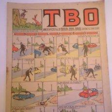 Livros de Banda Desenhada: TBO NUM 211 - SEGUNDA EPOCA. Lote 269029544