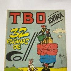Tebeos: TBO. Nº EXTRA CON 32 PAGINAS DE COLL. REVISTA JUVENIL. EDICIONES TBO. Lote 269775353