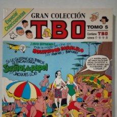 Tebeos: GRAN COLECCIÓN TBO. TOMO 5.. Lote 270190778