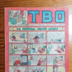 Tebeos: TBO - AÑO XXXVI - Nº 2 - SEGUNDA ÉPOCA - ORIGINAL - BUIGAS - AÑO 1952.. Lote 270516413