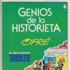 Tebeos: BRUGUERA. GENIOS DE LA HISTORIETA. 3. Lote 271192608