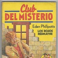 Tebeos: BRUGUERA. CLUB DEL MISTERIO. 92.. Lote 271233468