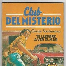 Tebeos: BRUGUERA. CLUB DEL MISTERIO. 104.. Lote 271266963