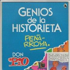 Tebeos: BRUGUERA. GENIOS DE LA HISTORIETA. 2. Lote 271273613