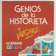 Tebeos: BRUGUERA. GENIOS DE LA HISTORIETA. 1. Lote 271282893