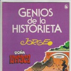 Tebeos: BRUGUERA. GENIOS DE LA HISTORIETA. 4. Lote 271301908