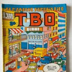 BDs: TBO ALMANAQUE HUMORÍSTICO 1973 - BUIGAS. Lote 271387628