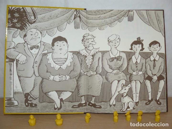 Tebeos: TBO colada 7 Personajes Familia ULISES capuchones adornos lápices tono AMARILLO Montaplex Comansi - Foto 5 - 287800343