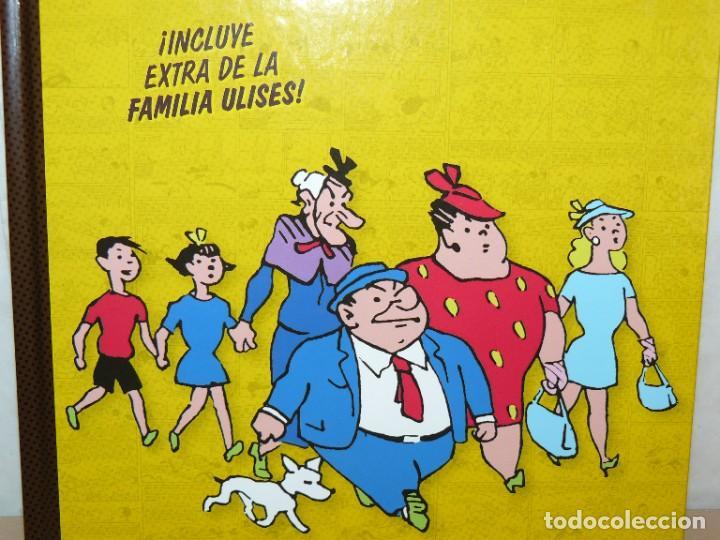 Tebeos: TBO colada 7 Personajes Familia ULISES capuchones adornos lápices tono AMARILLO Montaplex Comansi - Foto 7 - 287800343