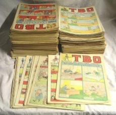 Livros de Banda Desenhada: LOTE DE TBO DEL Nº 295 AL 783, LISTA PUBLICADA, PRECIO UNIDAD. Lote 274849988