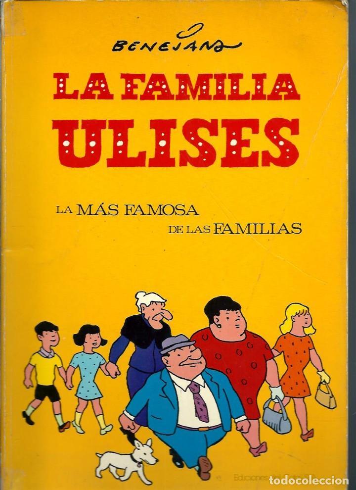 BENEJAM - LA FAMILIA ULISES - EDICIONES DEL COTAL1978 (Tebeos y Comics - Buigas - TBO)