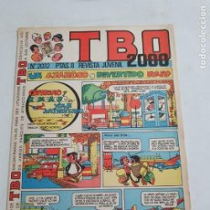 Tebeos: TBO 2008 Nº 2032 ESTADO BUENO MAS ARTICULOS. Lote 276155443