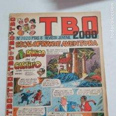 Tebeos: TBO 2008 Nº 2020 ESTADO BUENO MAS ARTICULOS. Lote 276155513