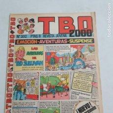 Tebeos: TBO 2008 Nº 2012 ESTADO BUENO MAS ARTICULOS. Lote 276155713