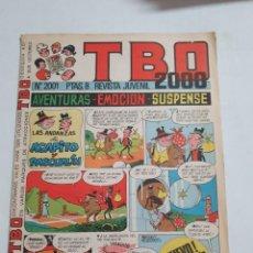 Tebeos: TBO 2008 Nº 2001 ESTADO BUENO MAS ARTICULOS. Lote 276155928