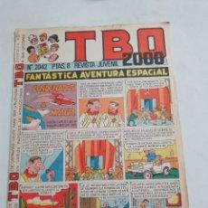Tebeos: TBO 2008 Nº 2042 ESTADO BUENO MAS ARTICULOS. Lote 276156288