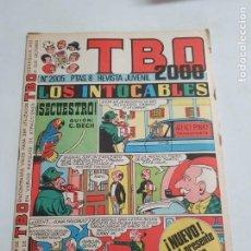 Tebeos: TBO 2008 Nº 2005 ESTADO BUENO MAS ARTICULOS. Lote 276156433