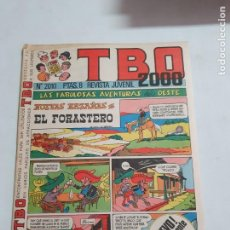 Tebeos: TBO 2008 Nº 2010 ESTADO BUENO MAS ARTICULOS. Lote 276156618