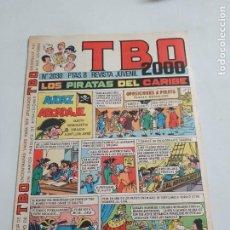 Tebeos: TBO 2008 Nº 2030 ESTADO BUENO MAS ARTICULOS. Lote 276156648