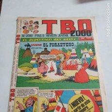 Tebeos: TBO 2008 Nº 2000 ESTADO BUENO MAS ARTICULOS. Lote 276156733