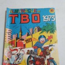 Tebeos: TBO ALMANAQUE DE TBO 1973 ESTADO NORMAL BUENO MAS ARTICULOS. Lote 276159958