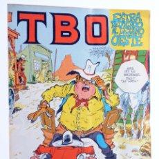 Tebeos: TBO EXTRA 6. EXTRA DEDICADO AL LEJANO OESTE (VVAA) BUIGAS, 1977. OFRT. Lote 276232658