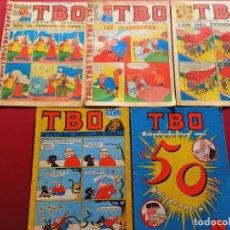Tebeos: 5 TBO -NUMEROS: 732-746-789-Y DOS EXTRAS. Lote 276455128