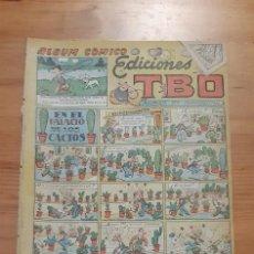Tebeos: TEBEOS. TBO - ARIBAU 177. BARCELONA. EN EL PALACIO DE LOS CACTOS. Lote 277018663