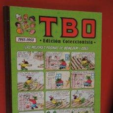 Tebeos: TBO EDICION COLECCIONISTAS 1951-1953 - SALVAT 2011. Lote 277153438