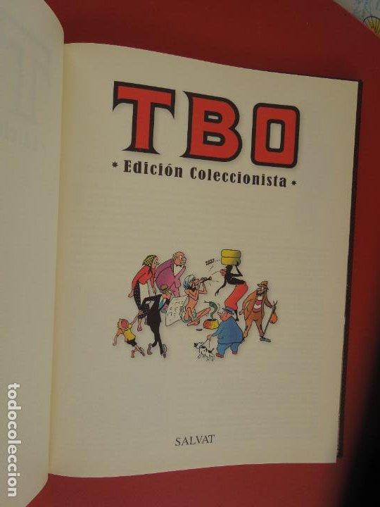 Tebeos: TBO EDICION COLECCIONISTAS 1982- SALVAT 2011 - Foto 2 - 277153558