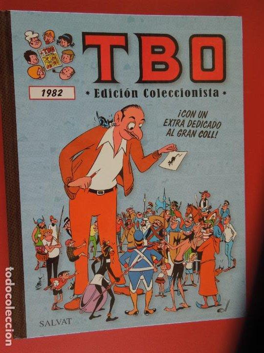 TBO EDICION COLECCIONISTAS 1982- SALVAT 2011 (Tebeos y Comics - Buigas - TBO)