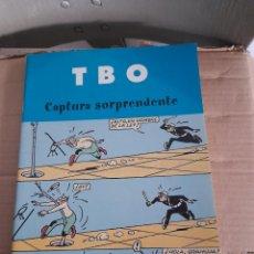 Tebeos: TBO ,CAPTURA SORPRENDENTE, ALMANAQUE PARA 1964. Lote 277701648