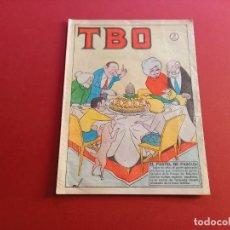 Tebeos: TBO Nº 335 SEGUNDA ÉPOCA BUIGAS. Lote 278167918