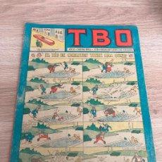 Tebeos: TBO Nº 114. BUIGAS, ESTIVILL Y VIÑA 1956. Lote 278175438