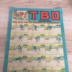 Tebeos: TBO Nº 168. BUIGAS, ESTIVILL Y VIÑA 1958. Lote 278175798